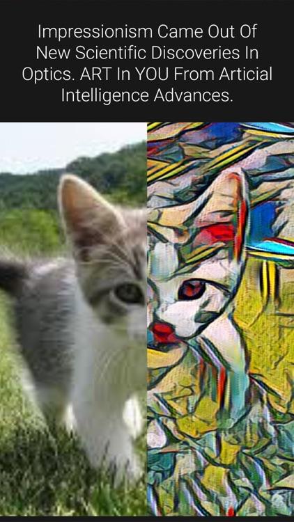 Art in You: Artistic Filters screenshot-3