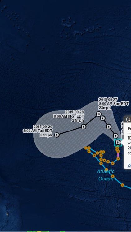 Storm Tracker Weather Radar screenshot-4