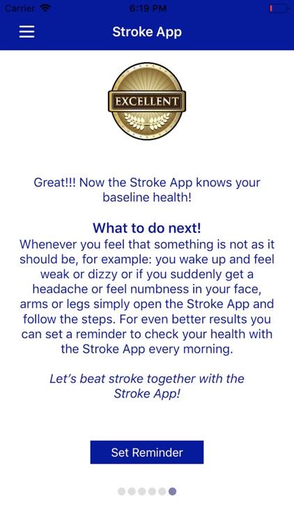 Stroke App screenshot-4