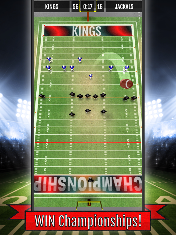 Ted Ginn: Kick Return-ipad-2