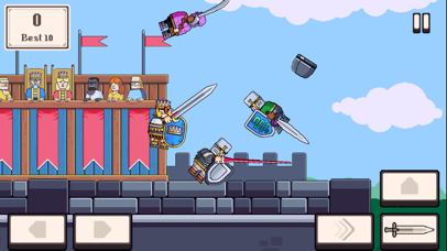 Knight Brawl screenshot #3