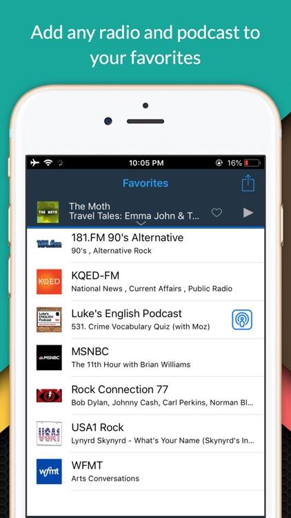 oiRadio USA - Live radio