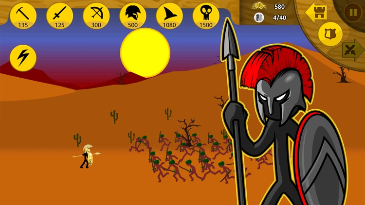 Stick War: Legacy screenshot-0