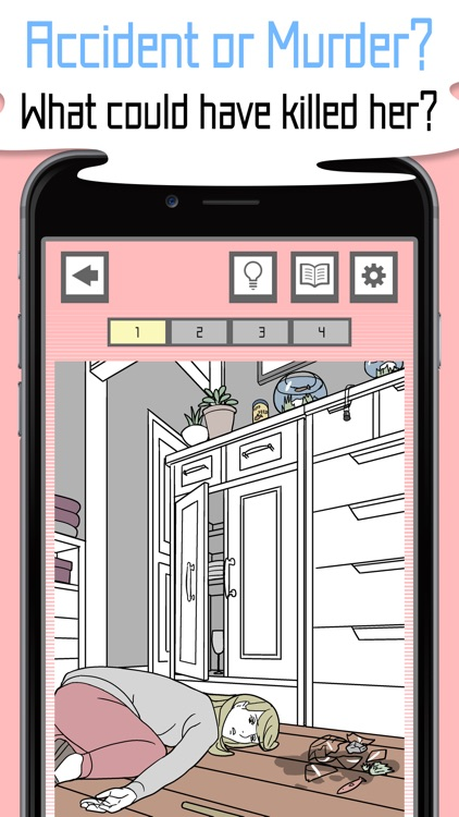 Pocket Mystery-Detective Game