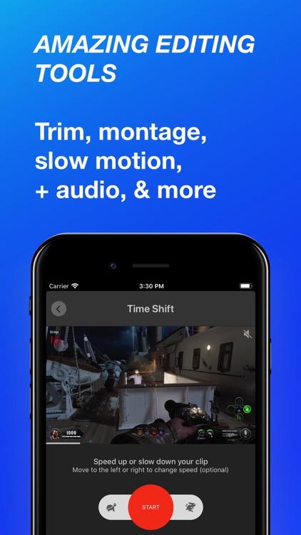 Clutch: Share Game Clips screenshot-3