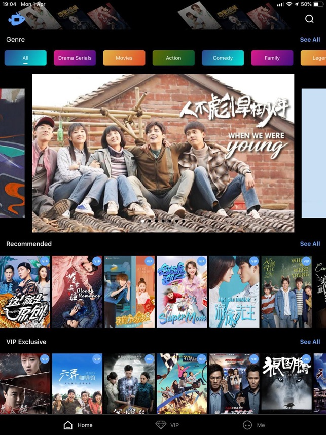 Vidfish - Watch China HD Drama on the App Store