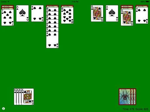 Скриншот из Classic Spider