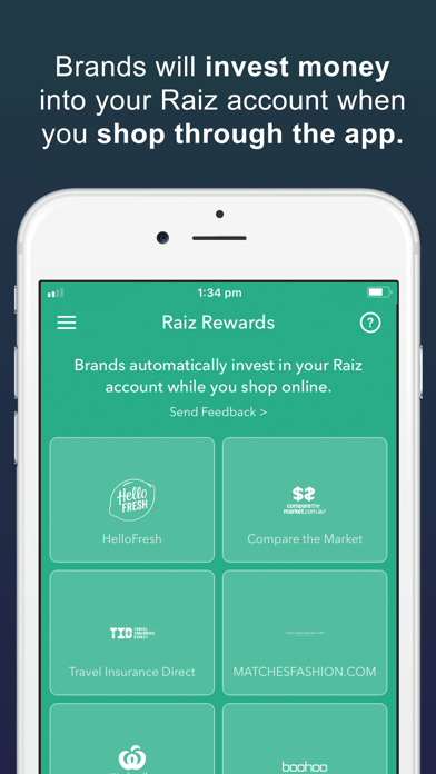 Download Raiz - Invest The Spare Change for Pc