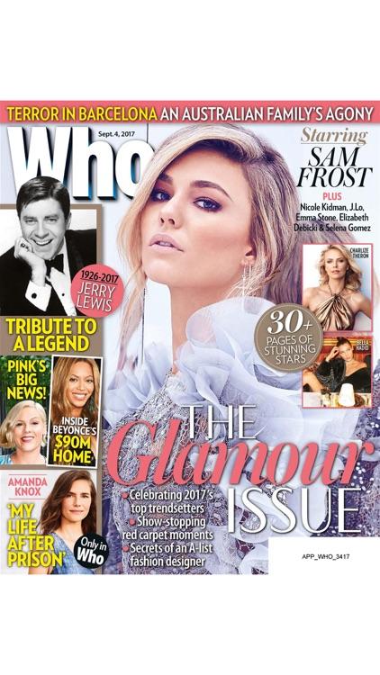 WHO Magazine screenshot-4