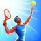 App Icon for Tennis Clash: Online League App in Azerbaijan IOS App Store