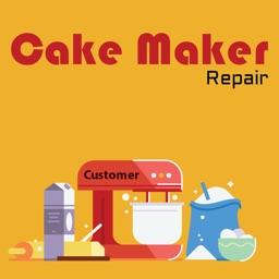 Cake Maker Repair Customer