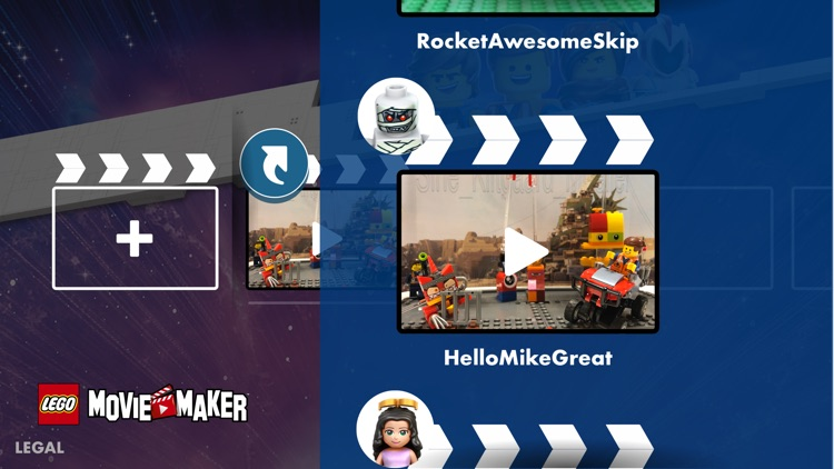 THE LEGO® MOVIE 2™ Movie Maker screenshot-4