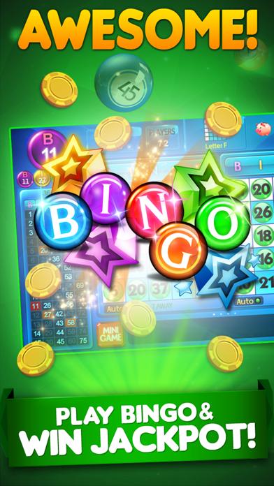 Bingo City 75: Bingo & Slots free Gold and Silver hack