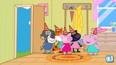 Cumpleaños - fiesta divertidaCaptura de pantalla de2