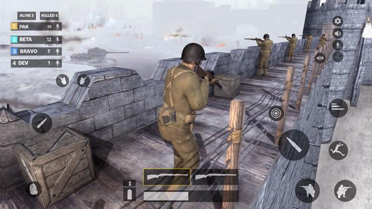 Last Fort of World War screenshot-5