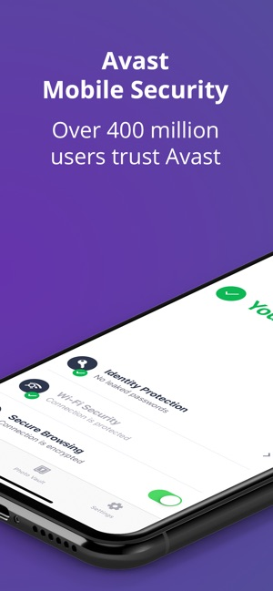 Avast Security & Photo Vault on the App Store