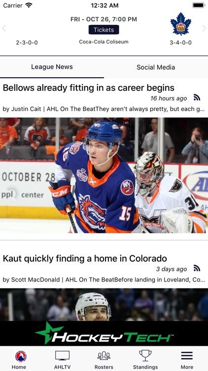 AHL screenshot-1