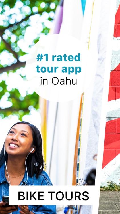 Oahu Driving Tours & Walking