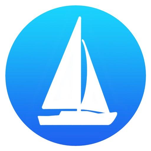 i Sail GPS : NOAA USA Charts icon