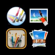Paint Tool Bundle: Draw, PaintBrush, Photo Eraser