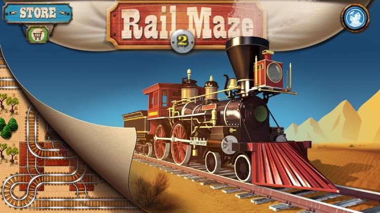 Rail Maze 2 : Train Puzzler screenshot-5