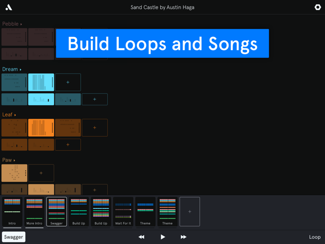 ‎Auxy Pro - Music & Beat Maker Screenshot