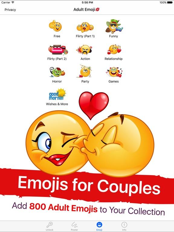 Adult Emoji For Lovers  App Price Drops-6196
