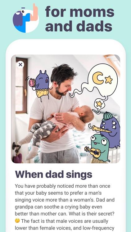 Baby Tips: Parental guide screenshot-4