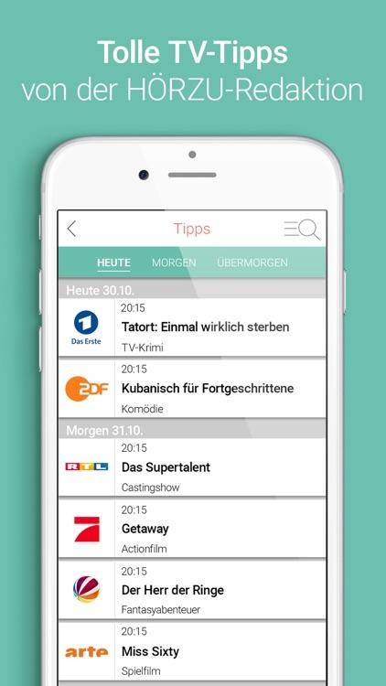 HÖRZU TV Programm screenshot-3