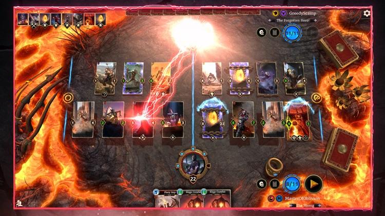 The Elder Scrolls: Legends CCG screenshot-0