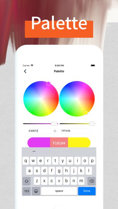 カラーカード - カラーカードデザイナー混色アシスタントのおすすめ画像7