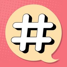 TagList - Trending HashTags