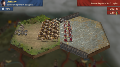 Great Conqueror: Rome screenshot 5