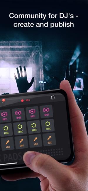 DJ Mix Pads 2 - Remix Version on the App Store