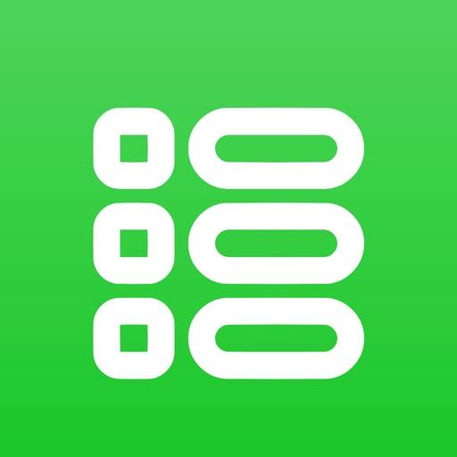 カラメモ-高速定型メモアプリ-