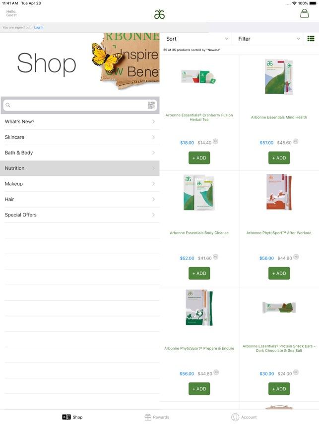 Shop Arbonne on the App Store