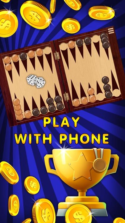 Backgammon online and offline screenshot-5