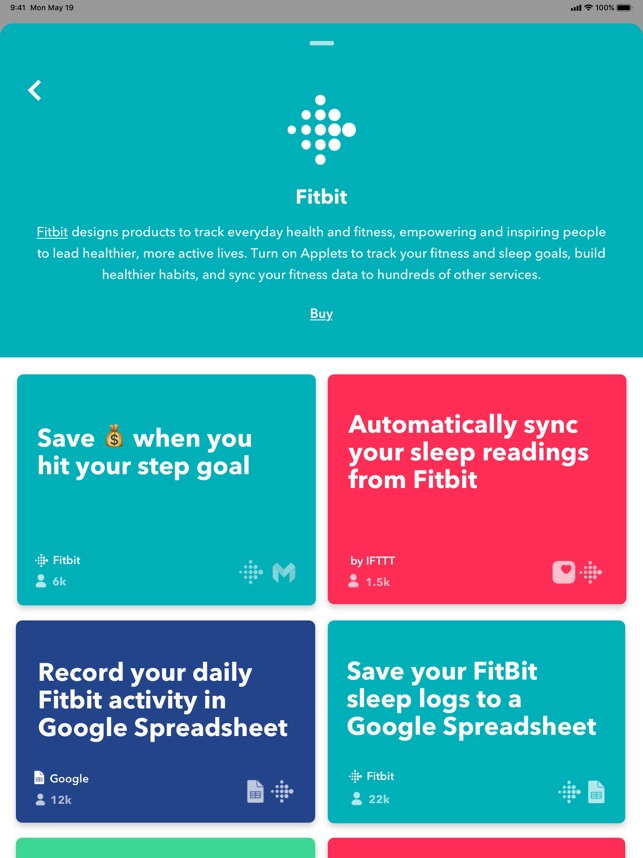 IFTTT on the App Store