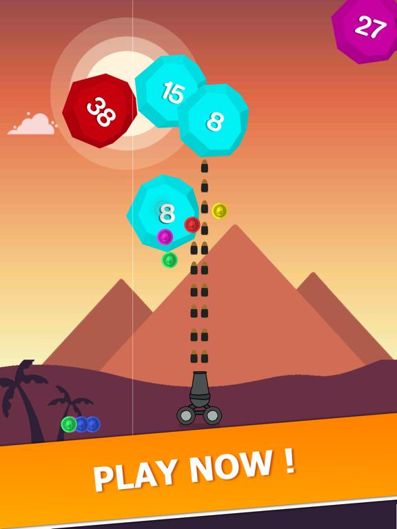Jump Ball Blaster screenshot 10