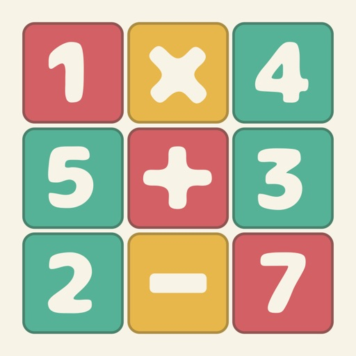 Puzzle Math with three choices