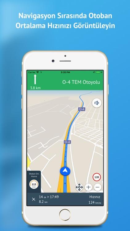 EasyRoute Trafik - Navigasyon screenshot-3