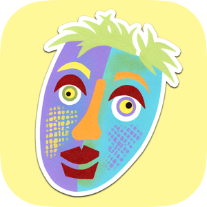Funky Faces - Stickers app