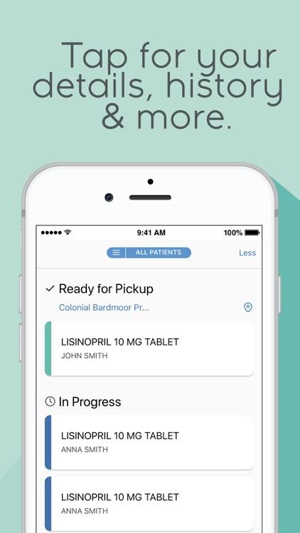 Publix Pharmacy screenshot-3