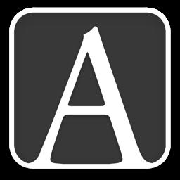 Ícone do app Liquid   Author