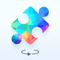 App Icon for Polygon 3D Rotation Puzzle App in Azerbaijan IOS App Store