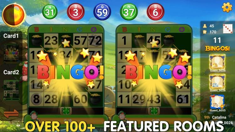 Bingo Smash-Lucky Bingo Travel screenshot-4