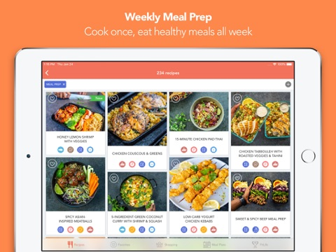 Fit Men Cook - Healthy Recipes - náhled