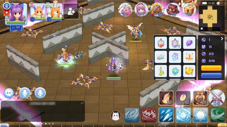 라그나로크M: 심연의 각성 screenshot-9