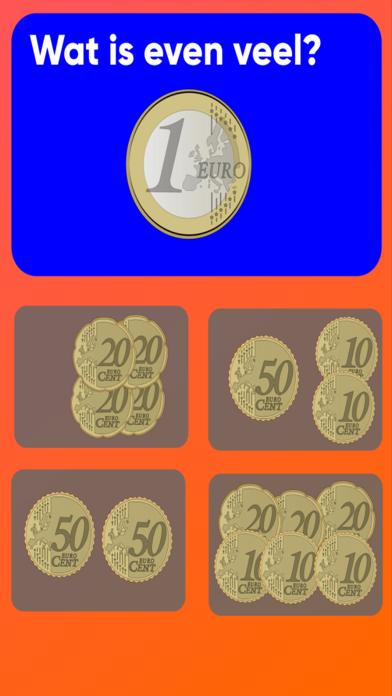 Groep 2 munten screenshot 2