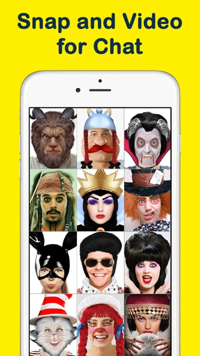Crazy Helium Booth Voice Face Changer Snap & Video - online App Chart
